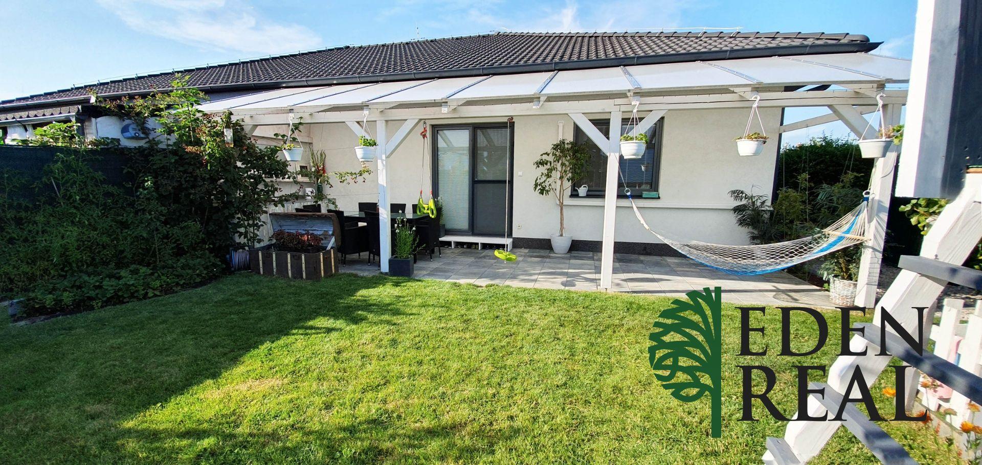 Moderný 4-izbový bungalov v tichej lokalite s nízkymi nákladmi