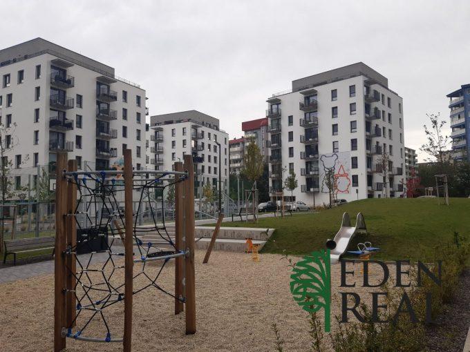 Novostavba 1-izbového bytu s balkónom v projekte Dúbravy
