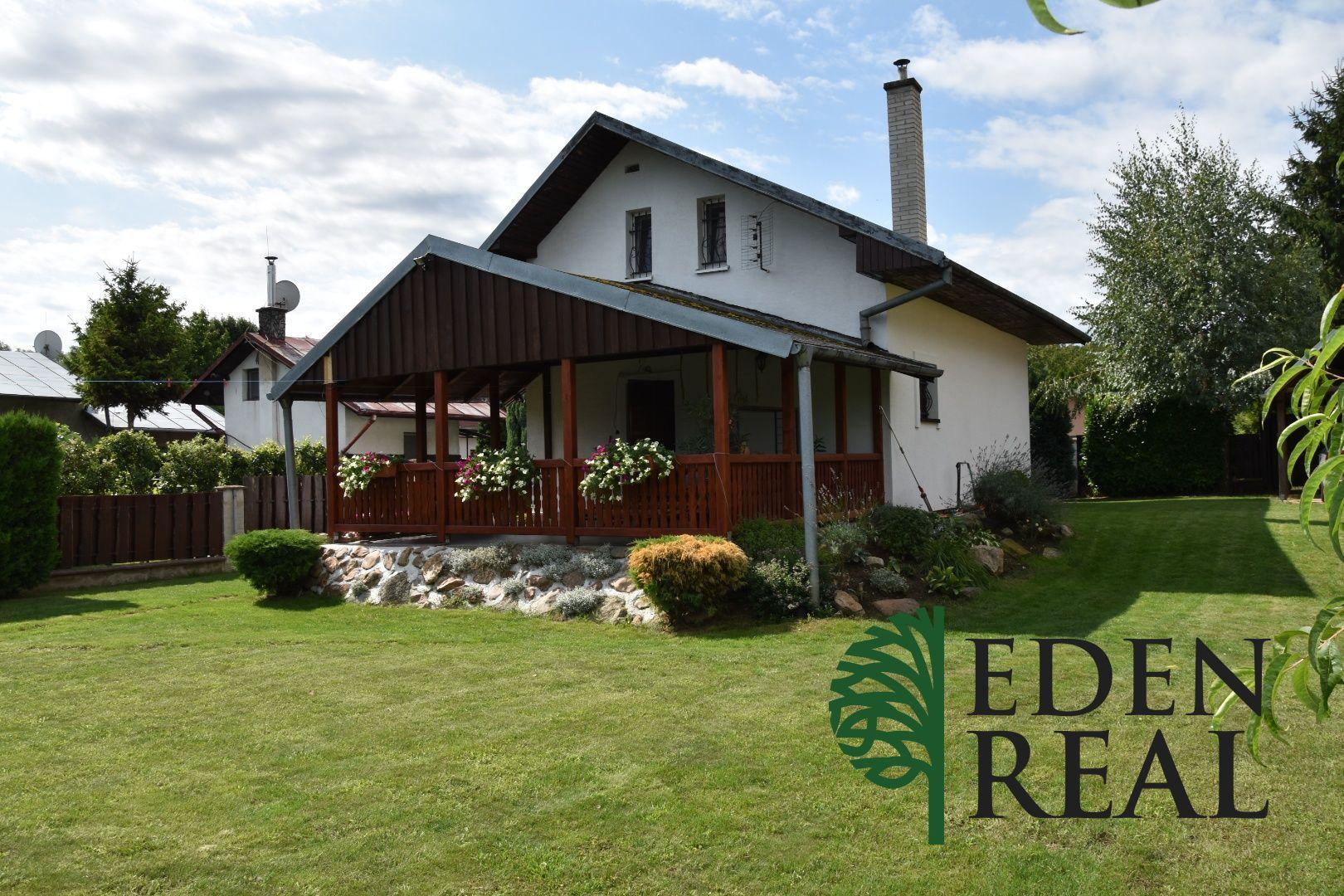 Predaj 4 izbovej rekreačnej chaty v malebnej záhradkárskej oblasti
